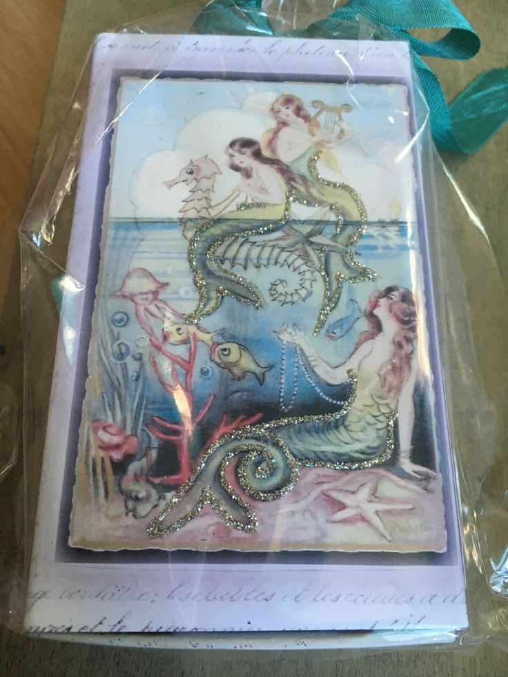 Mermaid Seahorse Sparkle Concert Sign