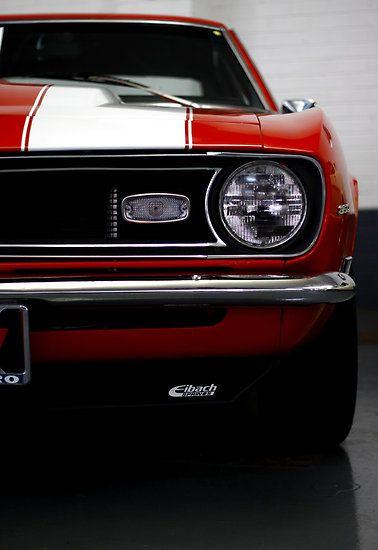 1968 Chevy Camaro - My dream car    HELL YEAAA.
