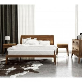Moment bedroom by Huppe Furniture Canada