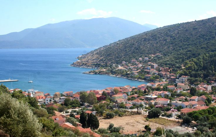 Agia Efimia - a picturesque harbour and one of the most beautiful coastal villages in Kefalonia. #Greece #Kefalonia #Terrabook #GreekIslands #Travel #GreeceTravel #GreecePhotografy #GreekPhotos #Traveling #Travelling #Holiday #Summer