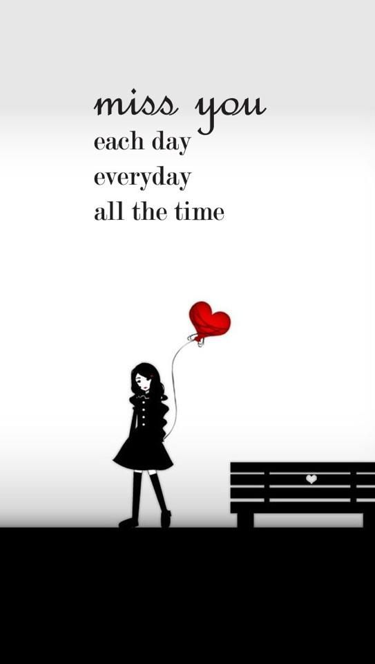 All the time . . . More