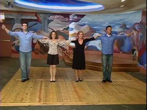 Greek Dance - Hasapiko - YouTube