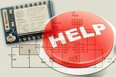 Mit Hilfe eines WiFi-Modules ESP8266 Modul und wenigen externen Bauteilen lässt sich bereits für ca. 7 Euro ein leistungsfähiger Funk-Notruftaster bauen, welcher im Notfall E-Mails verschickt oder Alarm auslöst. Gerade in Zeiten wo die Wohnungseinbrüche stark ansteigen, ein interessantes Projekt für Elektronik-Bastler. Das ESP8266 Modul macht es möglich Hauptbestandteil der Schaltung ist das WiFi Modul ESP8266 (Bauart ESP01* oder […]