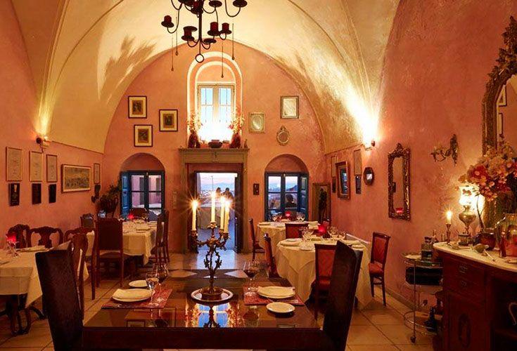 Koukoumavlos, Best Restaurants in Santorini, Fira, Santorini, Hip spots in santorini, Best places to visit in Santorini