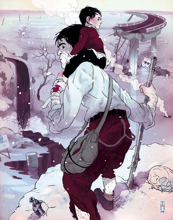 Иллюстрации и Карикатура Мания Асафа и Томер Ханука 12