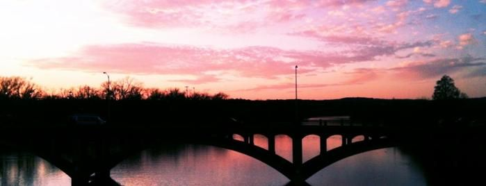 Pfluger Pedestrian Bridge is one of The 15 Best Places with Scenic Views in Austin.