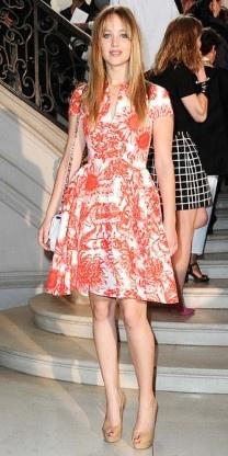 Jennifer Lawrence: Celebrity Style, Celeb Style, Fashion, Dress, Dior, Lawrence Photo, Celebs, Jenniferlawrence, Jennifer Lawrence