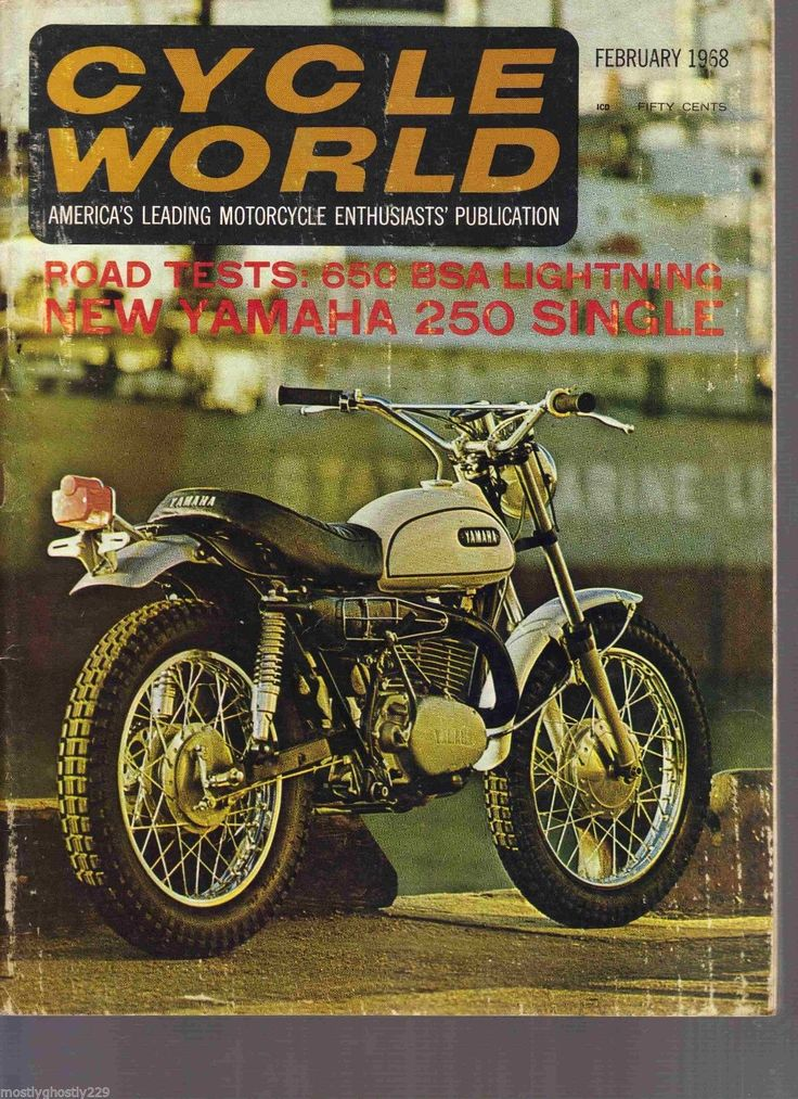 Cycle World Magazine 1967 Yamaha 250 Moto Beta XC100 DT1 BSA 650 Lightning Ahrma | eBay