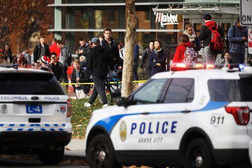 Nueve heridos tras ataque en Universidad Estatal de Ohio...