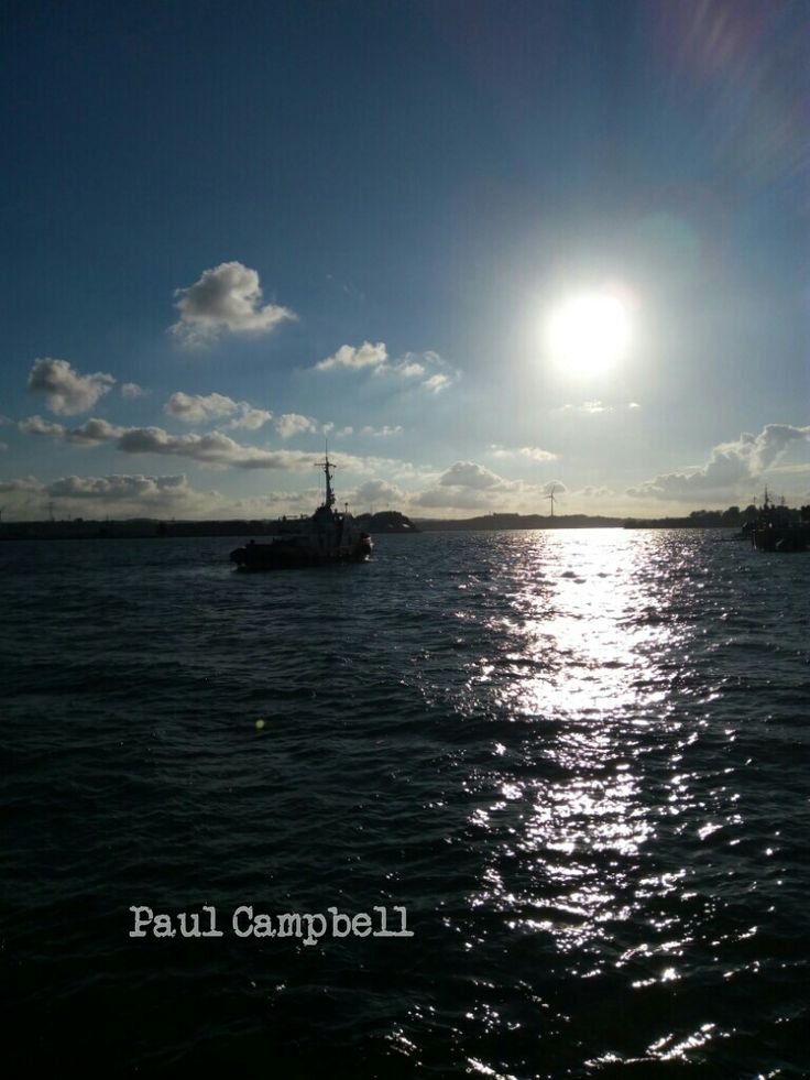 Evening sunshine Cobh Co Cork Ireland 🌞🌞🌊🌊🚢🚢