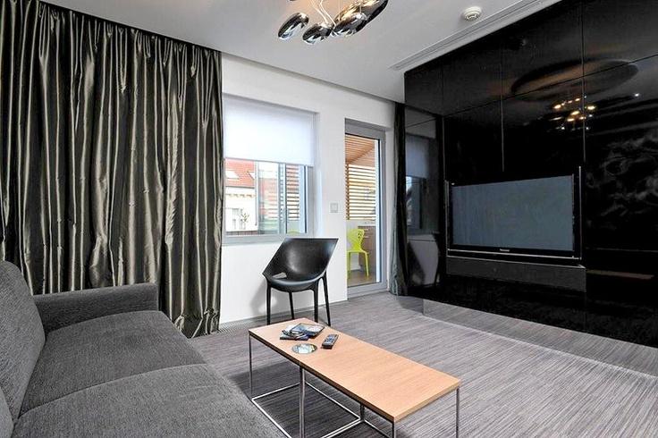 Obývací pokoj.