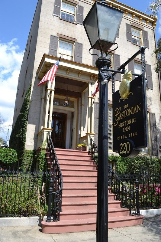 The Gastonian --- in Snooth.com article r commending the Inn for a Savannah Stay-cation.  #savannah