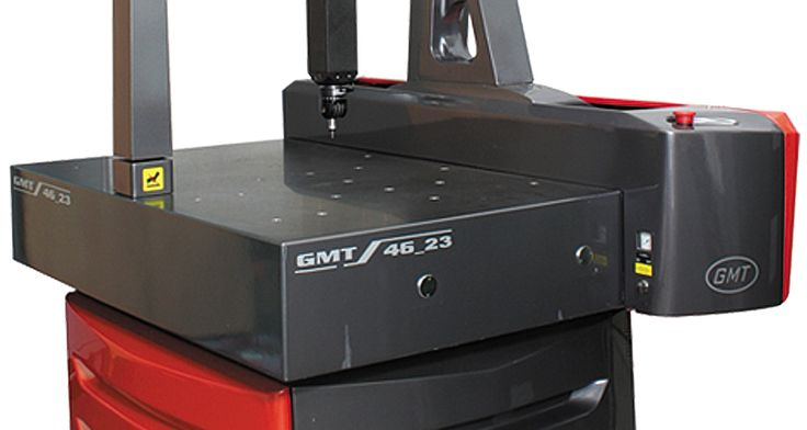 CMM CALIBRATION - GMT ensures that all its CMM's are calibrated to international standard.