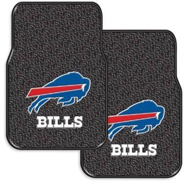 NFL Buffalo Bills Rubber Car Mats (Set of 2) #ad #football