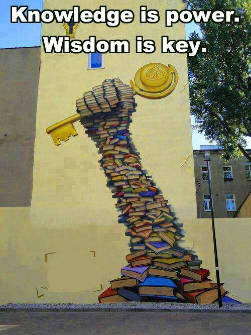 Do not loose our Great library...Knowledge is power! You are the key.....