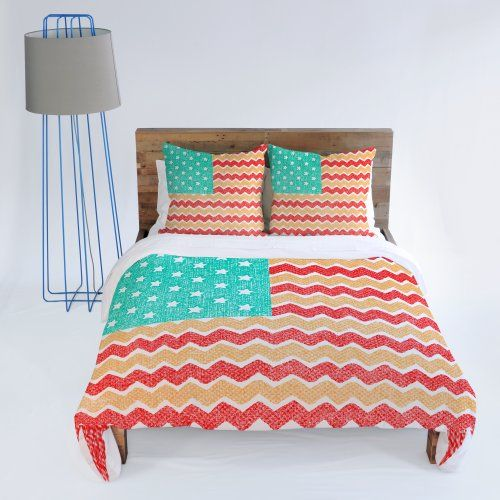 8 best images about chevron bedding i love on pinterest for Zig zag bedroom ideas