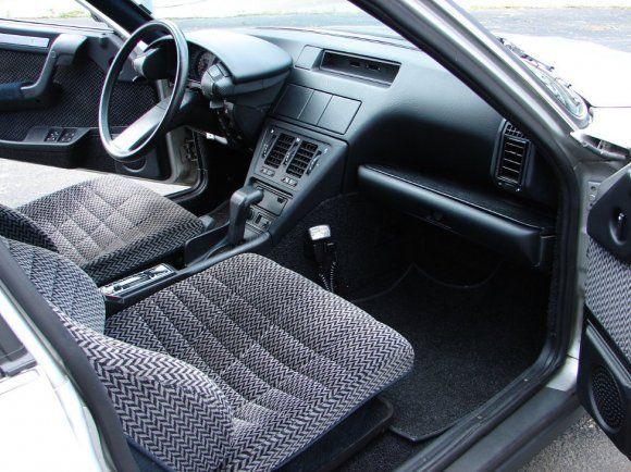 Citroen CX Series 2 Interior