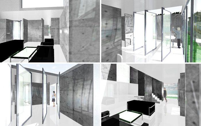 百楽荘の家 住宅の設計 金田圭二建築設計事務所