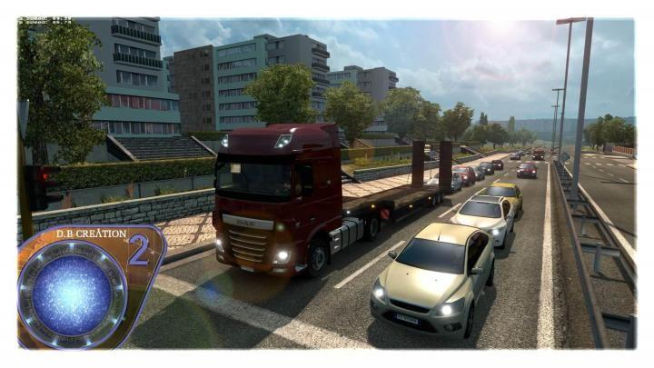 ETS2 - Ai Traffic Mod High Intensity (1 34 x) Download