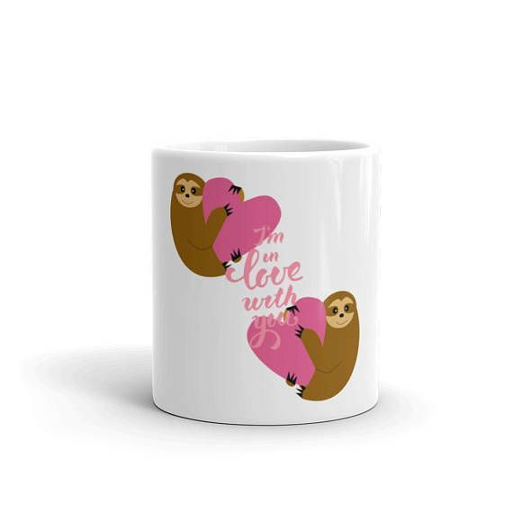 Valentine gift  valentines day  gift for her  Love quote #cuteanimals #hearts #v…