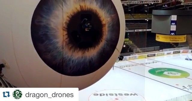#Repost @dragon_drones with @repostapp.  Eyeball drone by Aerotain. Safe to fly over crowds can carry heavy payload and film in HD/live stream. #djiphantom3 #djiglobal #uav #gopro #3drobotics #djiinspire1 #quadcopter #miniquad #djiphantom2 #robotics #robot #maker #aerialphotography #fpv #drones #hexacopter #octocopter #tricopter #djiphantom #arduino #hobbyking #drone #multirotor #aerial #rcplane #spacex #sparkfun #adafruit #nasa | Full video: http://ift.tt/1VCpdzi by thedeeptrip