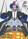 One Piece: Collection 15 [4 Discs] [DVD]