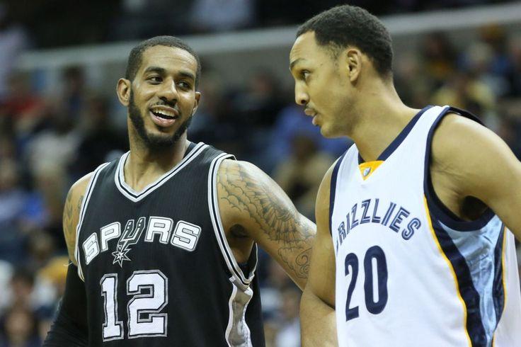Grizzlies vs. Spurs, 2016 NBA playoffs: Game time, TV schedule...: Grizzlies vs. Spurs, 2016 NBA playoffs: Game… #NBAplayoffs2016 #NBA