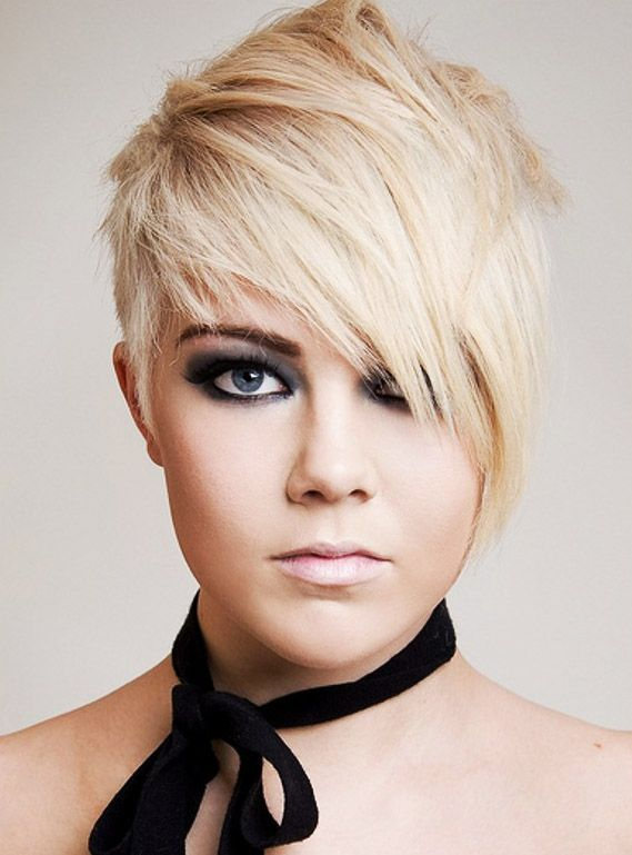 33 best short hairstyles for square faces images on