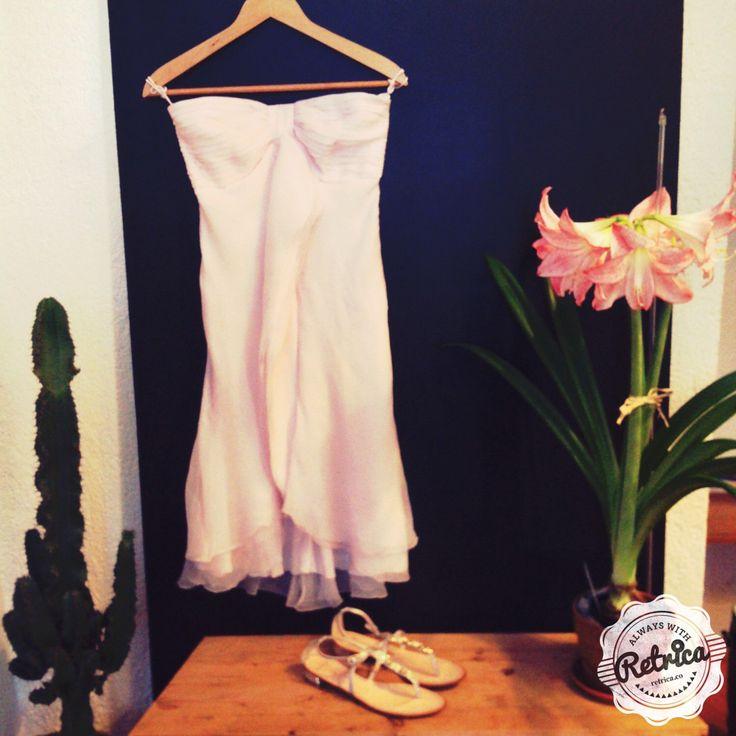 Abito da sera  Alta moda in chiffon colore rosa chiaro Mady in Italy di Kofabel su Etsy https://www.etsy.com/it/listing/269336844/abito-da-sera-alta-moda-in-chiffon