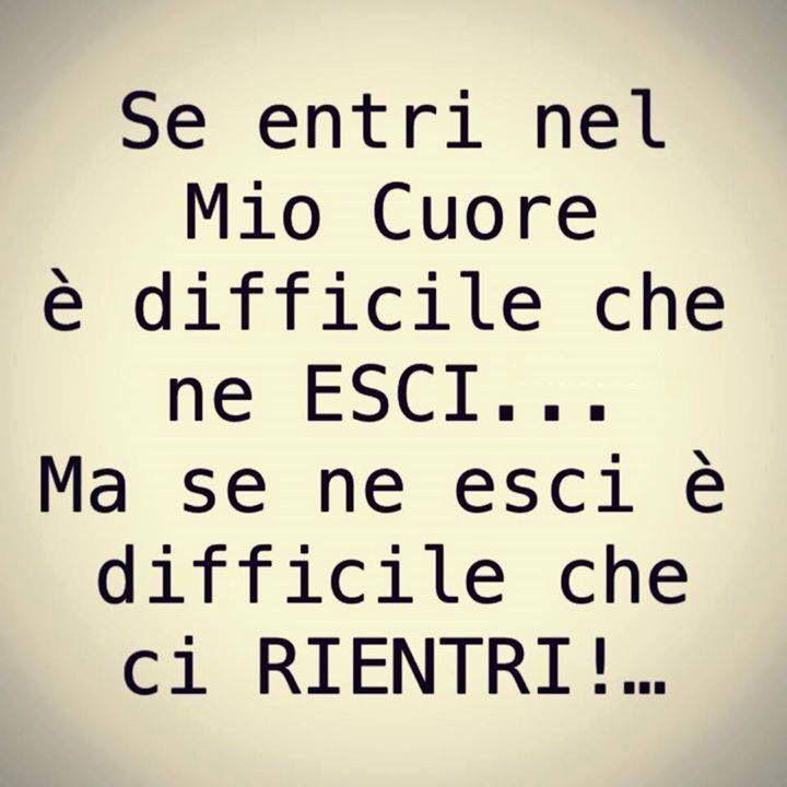 Qui entra al meu cor és dificil que en surti, però aquells que surten és molt dificil que tornin a entrar. ~