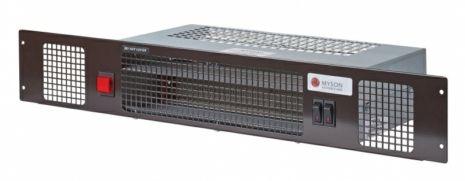 Myson Kickspace 600E Electric Plinth Heater - Brown Grille