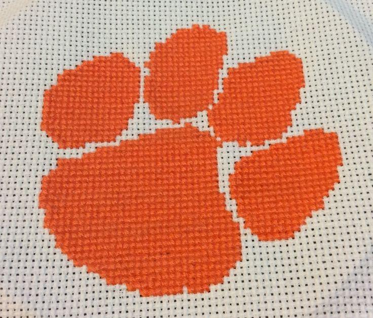 25 Best Ideas About Clemson Tiger Paw On Pinterest