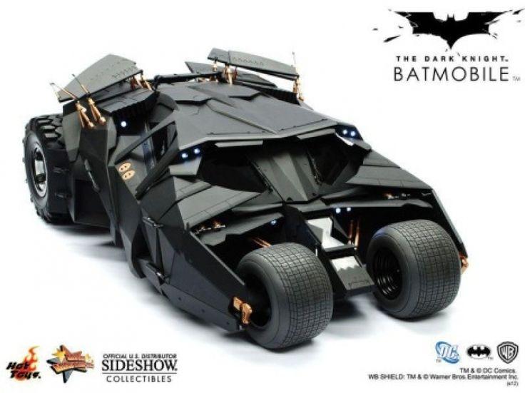 Cosmic group Bat-Pod #batman