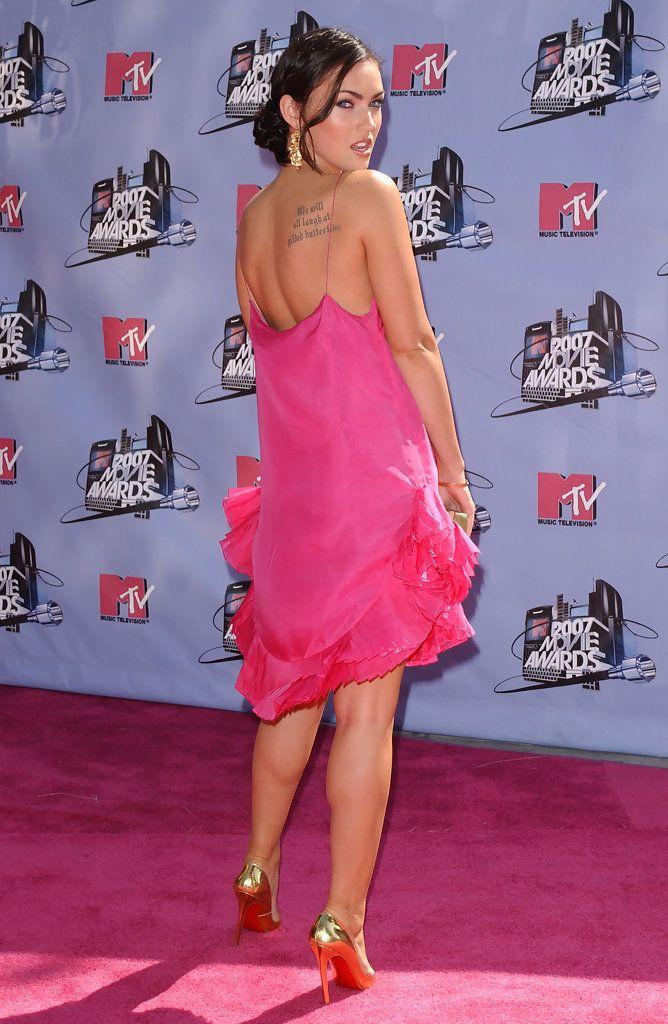 Megan Fox Photos: 2007 MTV Movie Awards