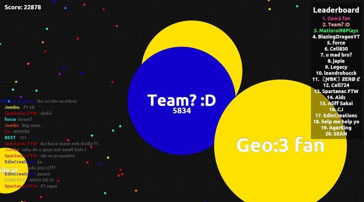 22878 score agario game!