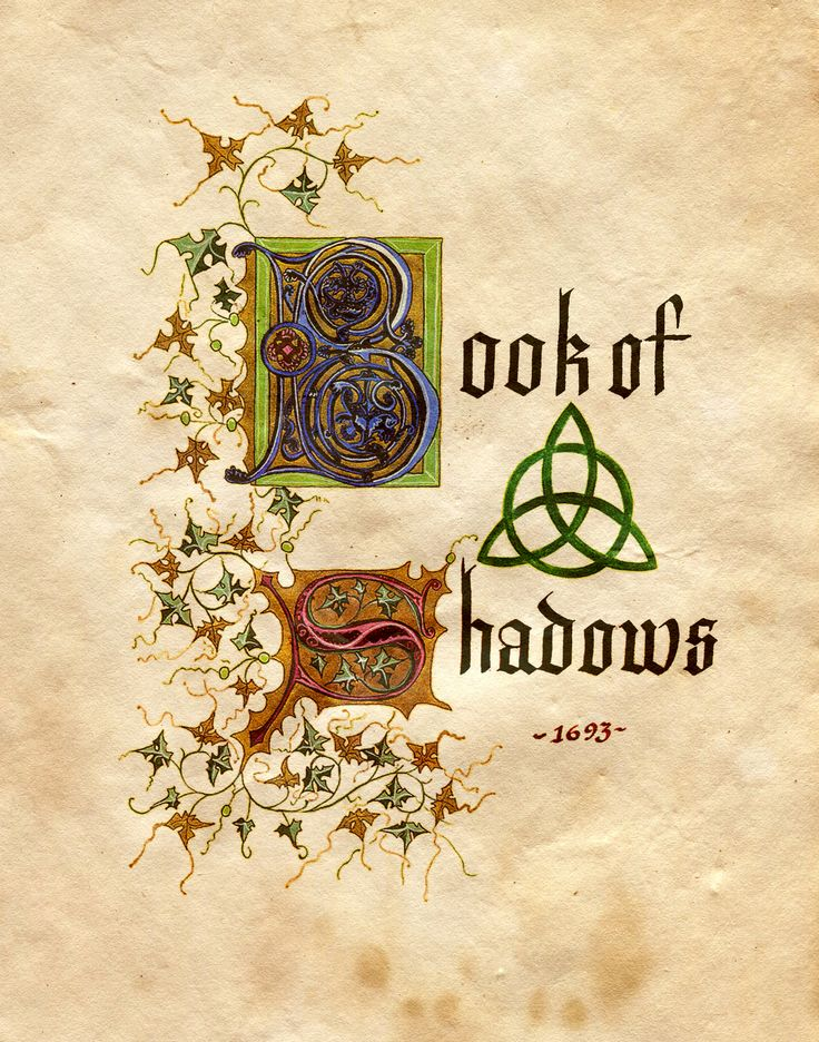 Charmed - Book of Shadows