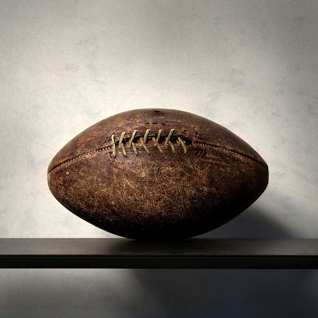 Vintage Leather Football | Flickr - Photo Sharing!