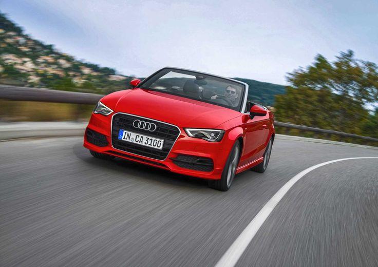 10 Wonderful Audi A3 Cabriolet Image