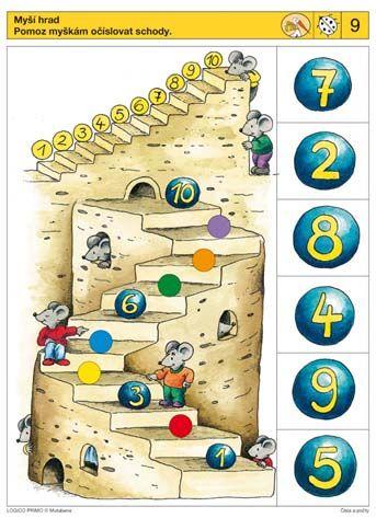 Piccolo: lieveheersbeestje kaart 9