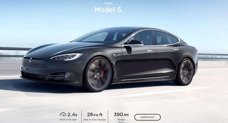 Tesla Model S And Model X Range Increased To 390 Miles And 351 Miles Respectively Tesla Model S Tesla Model Tesla Electric Car