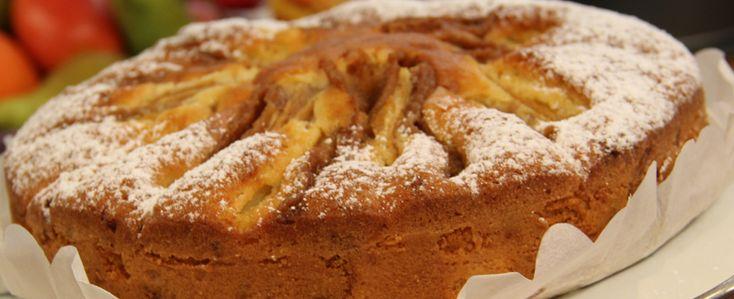 Recept voor Stroopwafeltaart met peren van Saakje - Koopmans.com