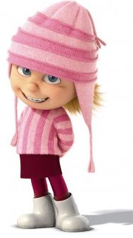 Edith is one of the two tritagonists of Despicable Me, one of the three tritagonists of...