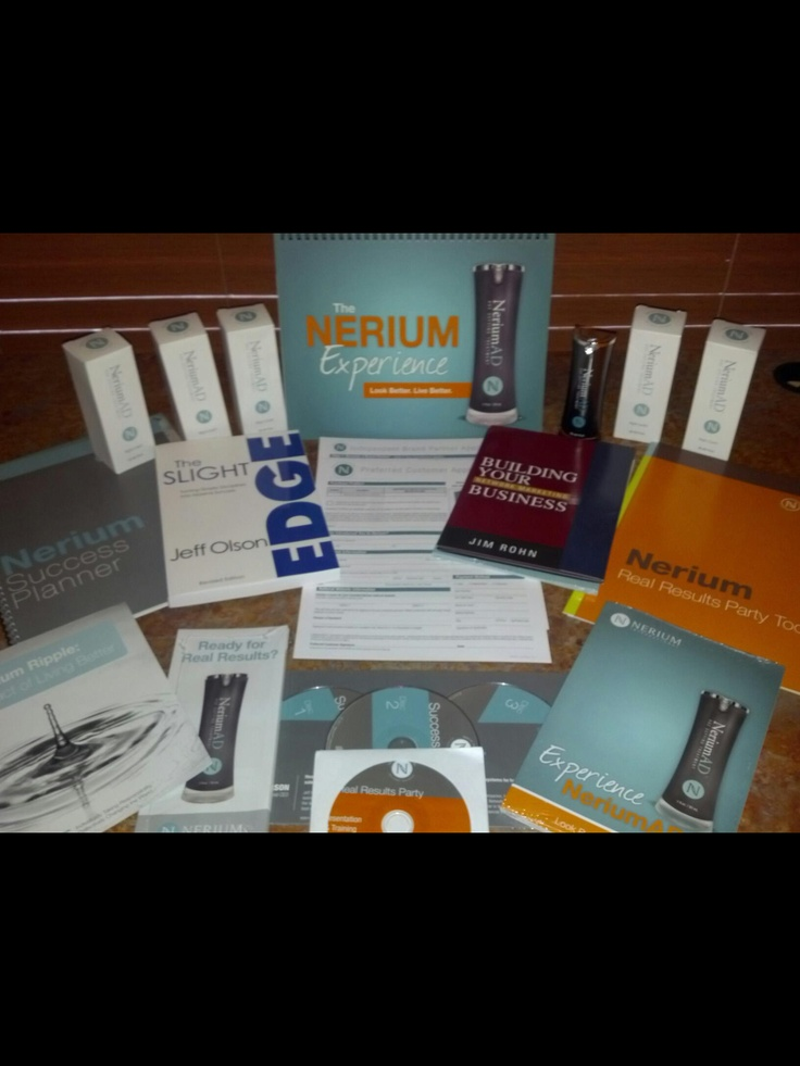 Business in a box...invest in your future with a phenomenal skincare product that actually works! Ships to anywhere in the U.S.  Sign up as a brand partner today and start earning additional income.   Visit http://katfriant.nerium.com or simply call me (302)690-2866 and ask for Kathryn!