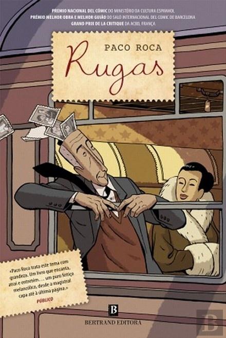 Rugas - Paco Roca - Bertrand Livreiros
