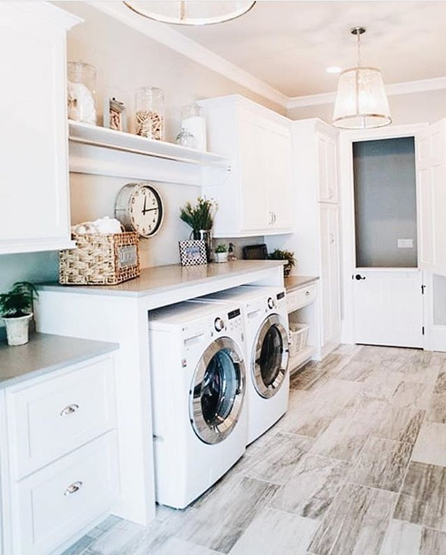 Which Level Do You Prefer Your Laundry Room On The First Floor