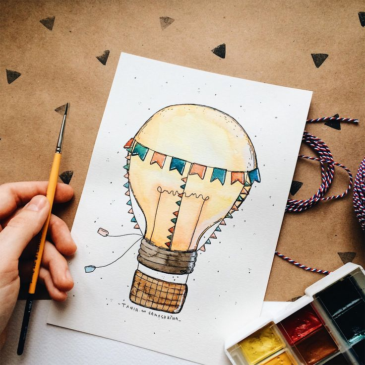 Идеи для популярных рисунков