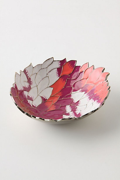 beautiful: Anthropology Bowls, Anthropology Starl, Starl Trinket, Trinket Dishes, Fire Bowls, Beauty Color, Anthropologie Just, Beauty Trinket, Jewelry Dishes