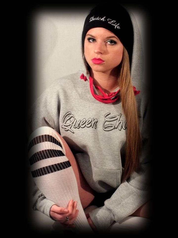 Royal Dutchie Marijuana 420 Clothing company  Queen Chief™ Front