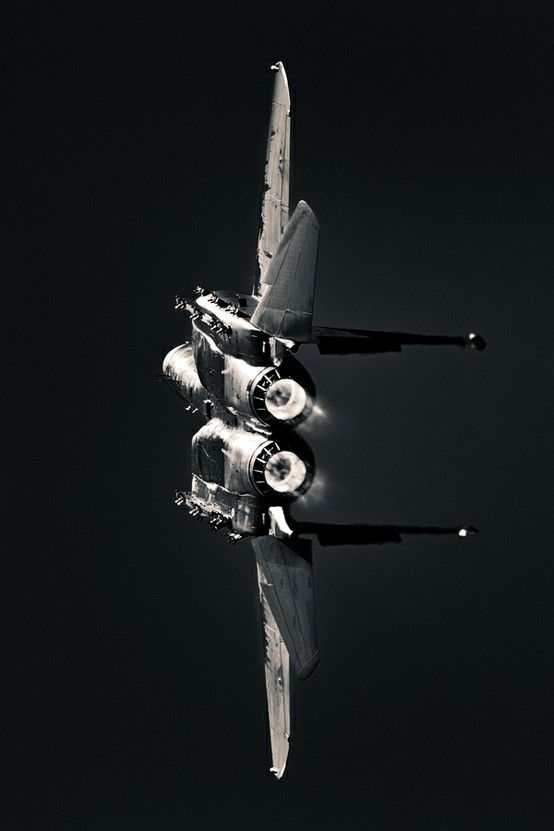 F14 Tomcat in Zone 5 Afterburners