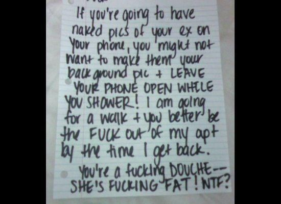 10 best Breakup Letters images on Pinterest   Funny stuff, Ha ha and ...